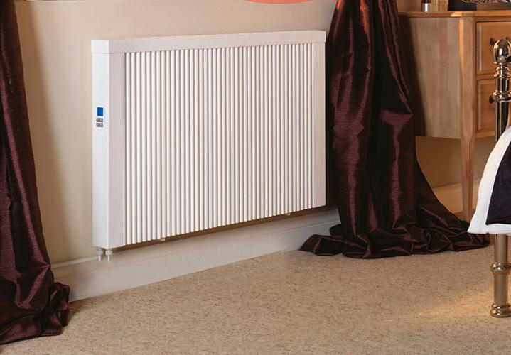 radiateur lectrique inertie horizontal avec pierre magma r fractaire elec plus. Black Bedroom Furniture Sets. Home Design Ideas