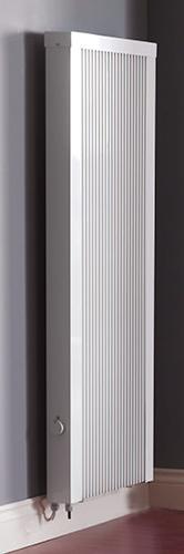 le radiateur lectrique vertical inertie pierre magma r fractaire elec plus. Black Bedroom Furniture Sets. Home Design Ideas